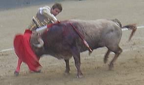 Juan Bautista el 12 de mayo de 2007