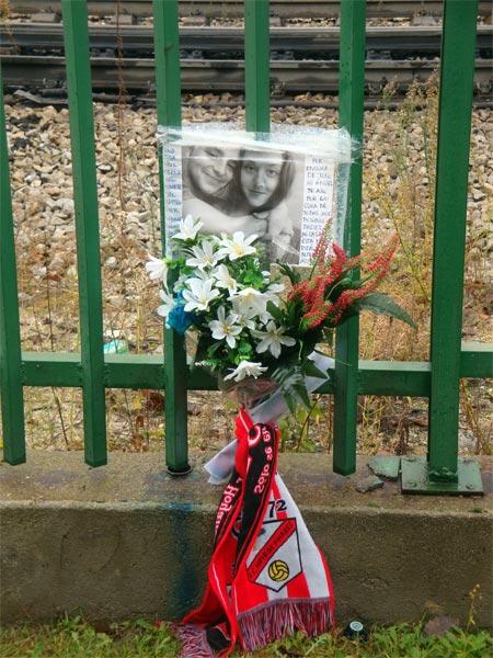 A#trainsong in memoriam