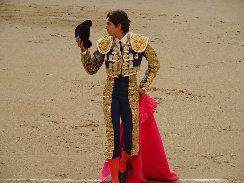 Castella en la arena de las Ventas el 3 de junio de 2.008