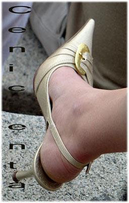 Zapatos tóxicos corazones piedra hielo