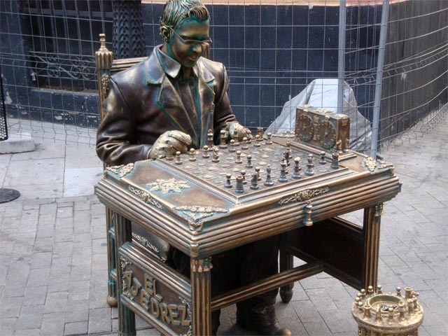 el ajedrecista