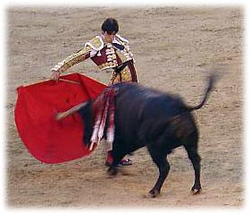 Miguel Angel Perera en las Ventas