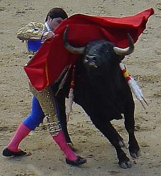 Sergio del Valle toreando en las Ventas de Madrid top Secret 332 365 Cifuentes laSexta