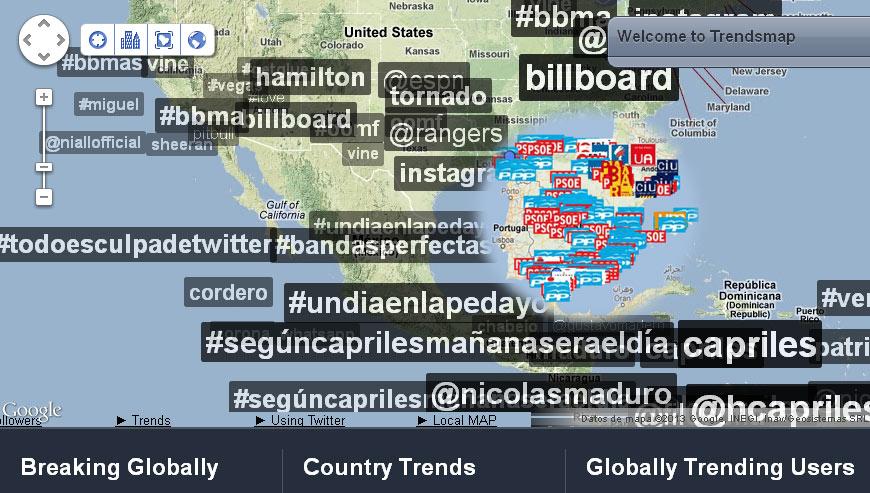 #todoelculpadeTwitter Miami Florida Spain corrupción
