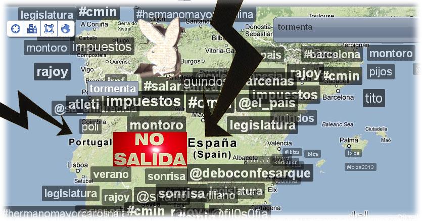tormenta impuestos Montoro de Guindos Rajoy Espa�a Spain
