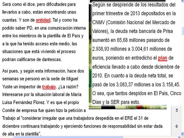 ultimátum a PRISA el narco Feijoo abona Galicia a la desgracia