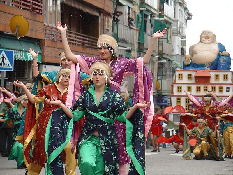 Desfile del Carnaval de Leganés