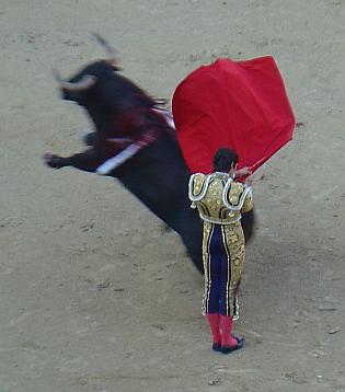 Estatuario de Castella en las Ventas el 3 octubre 2009