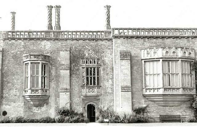 Residencia familiar de William Henry Fox Talbot al Oeste de Inglaterra