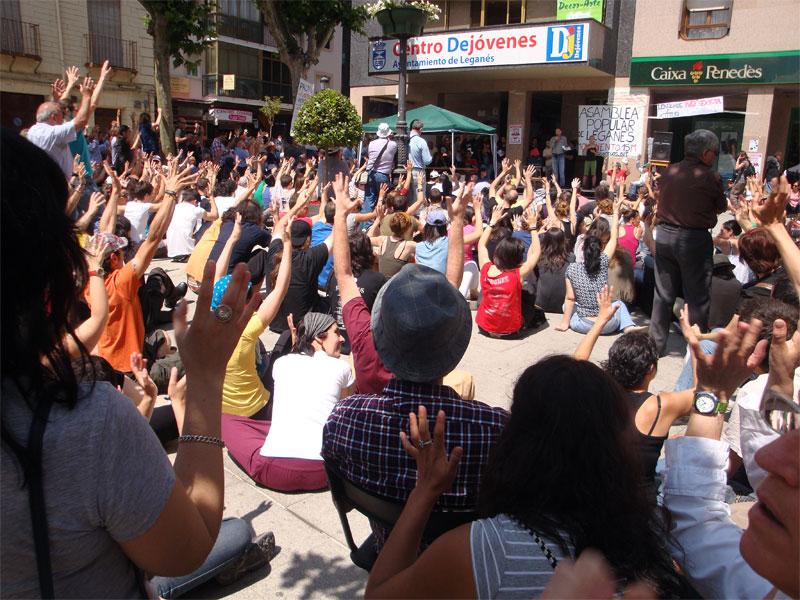 Asamblea #15m Leganés