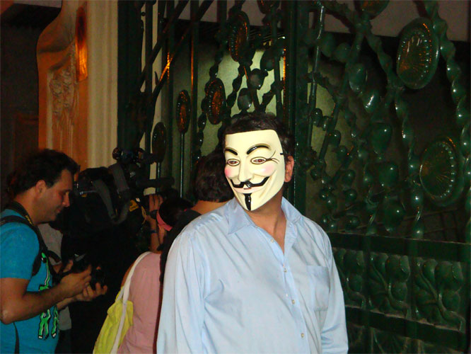 Anonymous #opfariseo